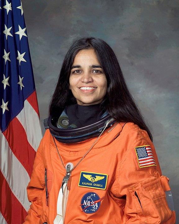 Kalpana Chawla image