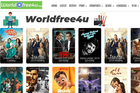 Worldfree4u movies Download