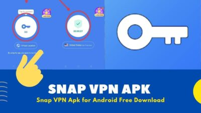 SNAP VPN Pro Apk For Secure Browser Data & Fast VPN Proxy