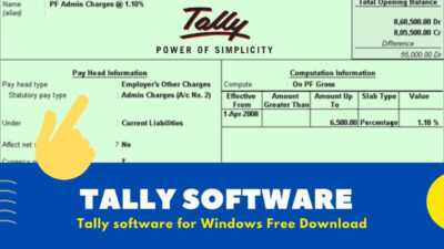 { ERP } Tally 7.2 Free Download Full Version with Crack [ Latest 2021 ]