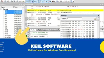 Keil Software Free Download for All Windows Version [ Updated Version ]