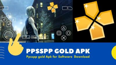 PPSSPP Gold Apk v1.10.3 for Android Version [ Free Download 2021 ]