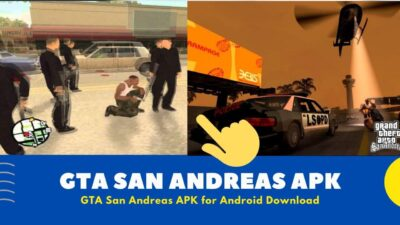 GTA San Andreas Mod Apk with Cheat Code [ Free Download 2020 ]