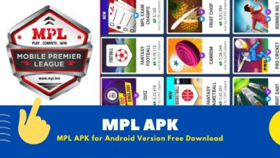 MPL Apk for Android Version With Bonus Cash [ Free Download 2020 ]