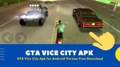GTA Vice City Apk For Android Version [ Free Download 2020 ]