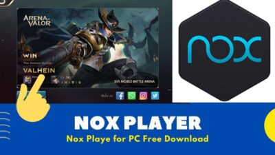 Emulator Nox Player 6.0.9.0 for PC and Mac { Free Download }