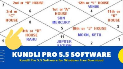 { Kundli Pro v5.5 } Kundli Software Free Download Full Version in Hindi