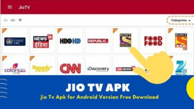 Premium Jio TV Apk for Android Version [ Free Download 2020 ]