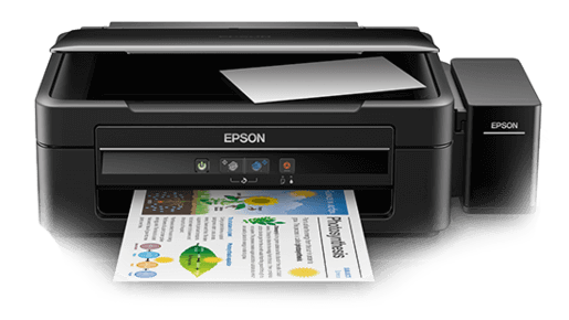 Epson L380 Installation Software Download