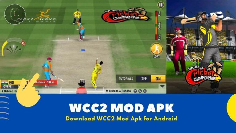 { New Version } Download WCC2 Mod Apk for Android with unlocked