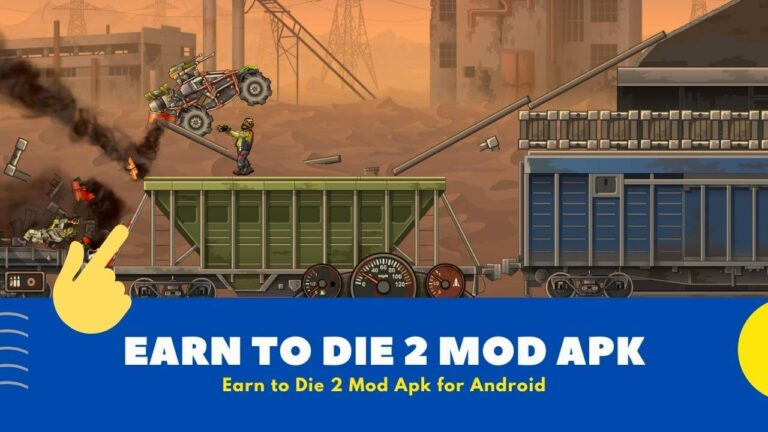 Earn to Die 2 Mod Apk v1.4.29 Free Download { Unlimited Money }