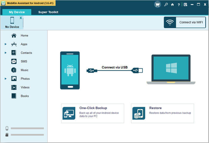 Mobile to PC file transfer software free download