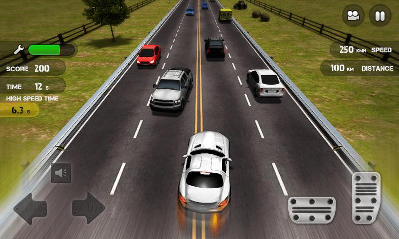 traffic racer mod apk