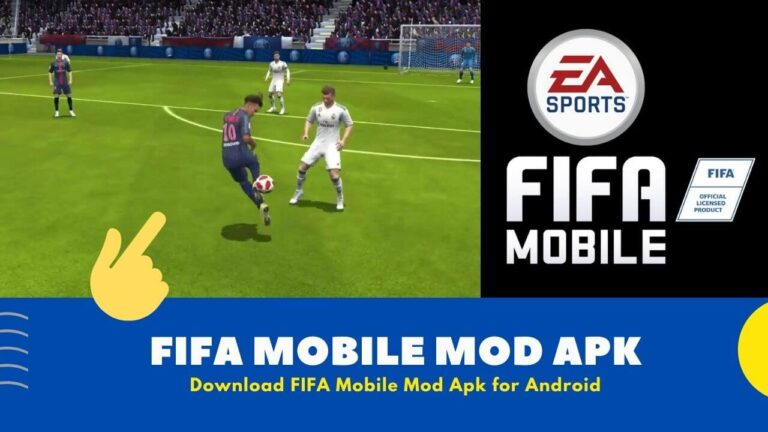 Free Download: FIFA Mobile Mod Apk Latest Version v14.0.02 { Unlocked }