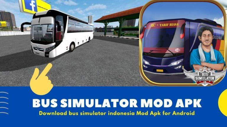 Download Bus Simulator Indonesia Mod Apk v3.4.3 {Unlimited Money}