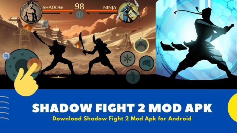 Download Shadow Fight 2 Mod Apk v2.8.0 {Unlimited Money & Weapons}