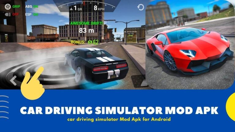 Ultimate Car Driving Simulator Mod Apk v3.3 { Hack Free Download }