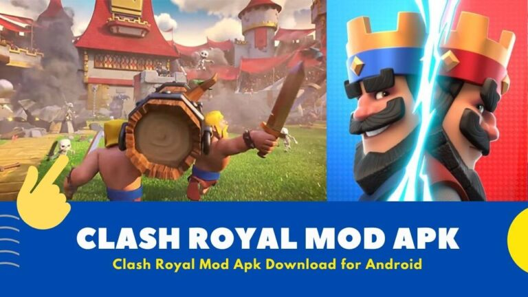 """Free Download"" Clash Royale Mod Apk Latest v3.4.2 {Unlimited Gems}"