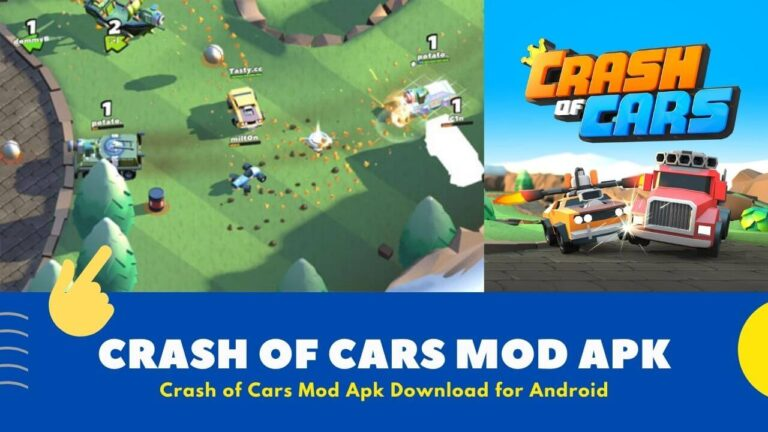 [Free Download] Crash of Cars Mod Apk Hack V1.4.31 {All Cars Unlocked}