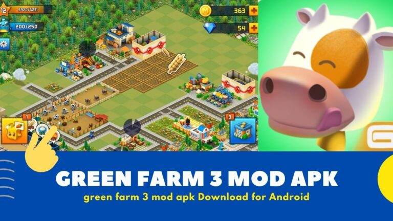 {Download Hack} Green Farm 3 Mod Apk Unlimited Money and Cash