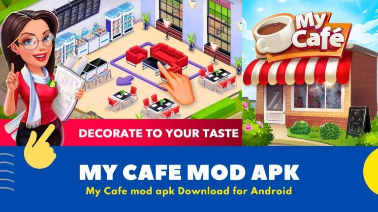 My Cafe Mod Apk v2021.3.3 Hack Download (Unlimited Money & Coin)