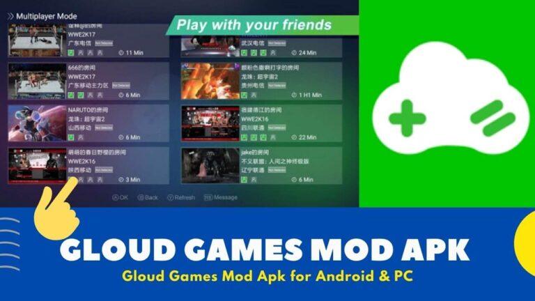 [Download Hack] Gloud Games Mod Apk v4.2.4 {Unlimited Coin & Time}