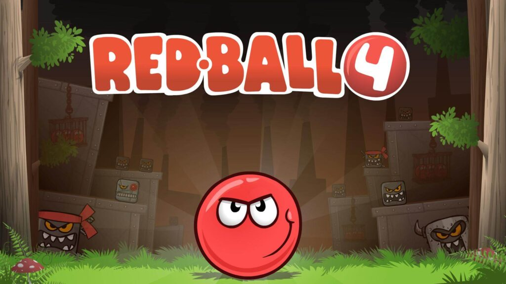 Red Ball 4 Mod apk