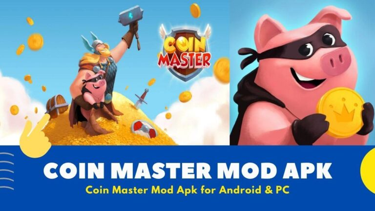 Coin Master Mod Apk 2020 Download v3.5.290 {Unlimited Spin/Coin}