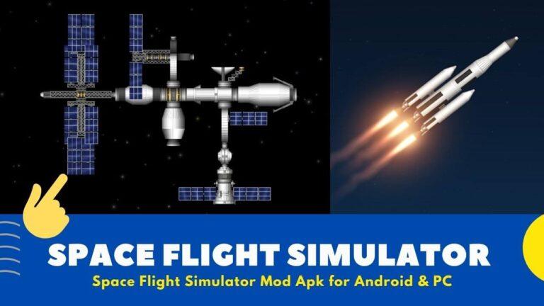 Download Space Flight Simulator Mod Apk All Unlocked {Hack v1.5.1.3}