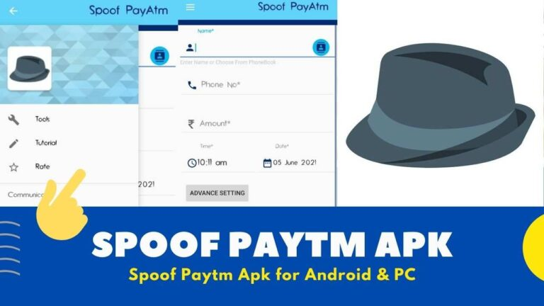 Spoof Paytm Apk