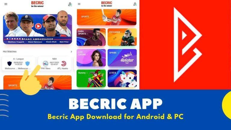becric app