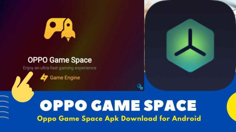 Oppo Game Space Apk
