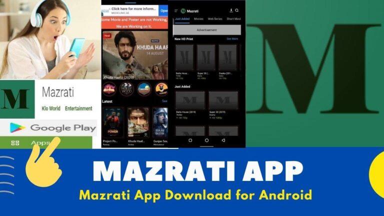 mazrati app download