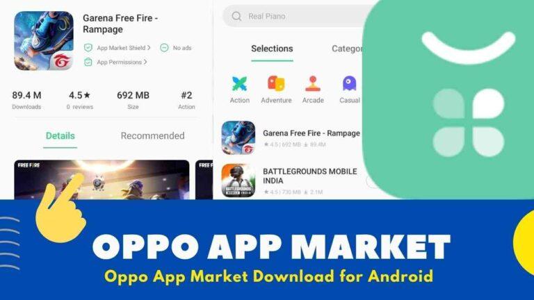 Oppo App Market