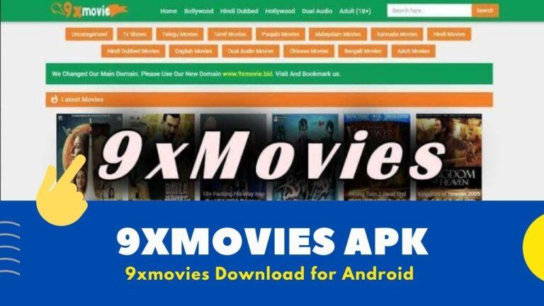 9xmovies App